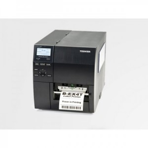 "Impresora Industrial B-EX4T1-TS12 4"" 300 dpi cab VERTICE"