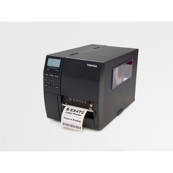"Impresora Industrial B-EX4T2-TS12 4"" 300 dpi cab. PLANO"