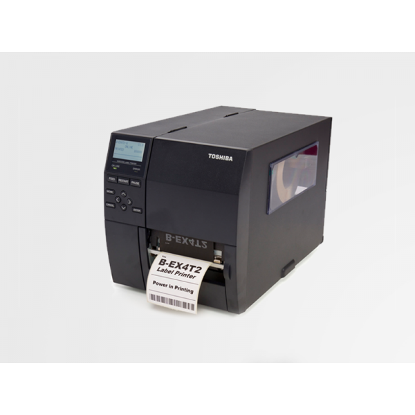 "Impresora Industrial B-EX4T2-HS12 4"" 600 dpi cab. PLANO"
