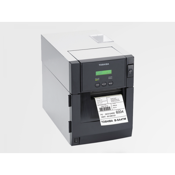 """Impresora Semi-Industrial B-SA4-TM-TS12 4"""" 300 dpi"""