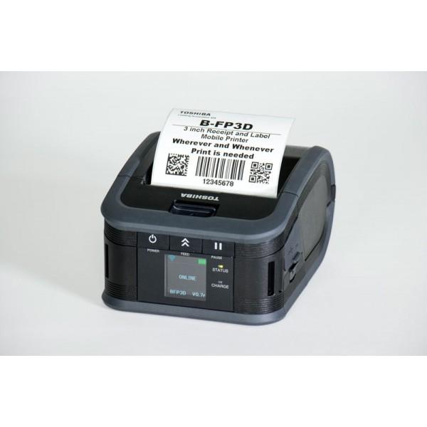 "Impresora Portátil B-FP3D-GS40 3"" 200 dpi"