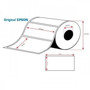 ROLLO Etiquetas Inkjet Mate Premium 102mmx 76mm ( 440 Etiq.)