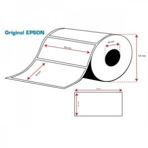ROLLO Etiquetas Inkjet Mate PE 102mmx 76mm ( 365 Etiq.)