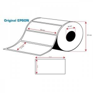 ROLLO Etiquetas Inkjet Mate Premium 102mmx 51mm ( 650 Etiq.)