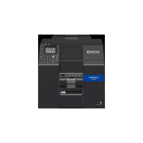 Impresora Epson ColorWorks Inkjet C6000Ae