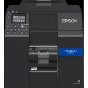 Impresora Epson ColorWorks Inkjet C6000Pe