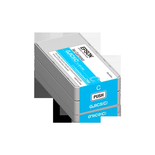 Cartucho de Tinta GP-C831 Cian (GJIC5)