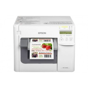 Impresora Epson ColorWorks Inkjet C3500