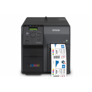 Impresora Epson ColorWorks Inkjet C7500G