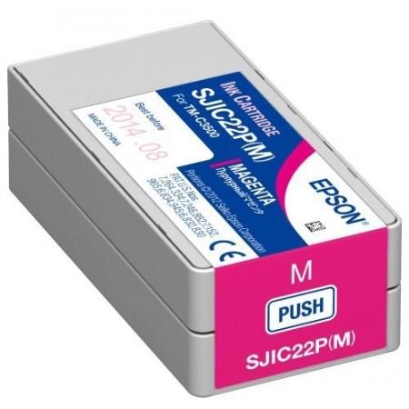 Cartucho de Tinta TM-C3500 Magenta (SJIC22P)