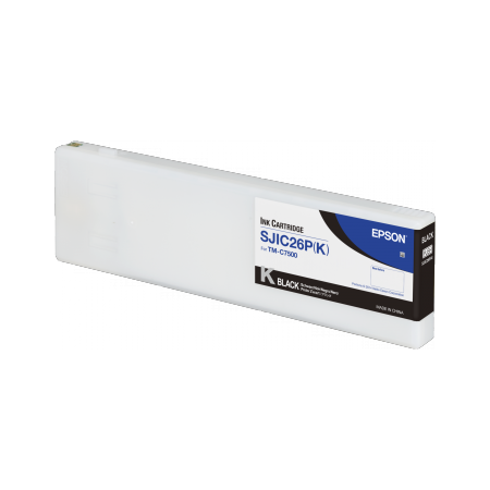 Cartucho de Tinta C7500G Negro (SJIC30P)