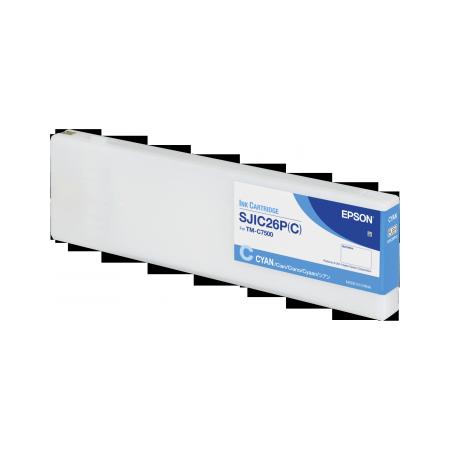 Cartucho de Tinta C7500G Cian (SJIC30P)