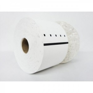 Rollo Etiquetas Papel Sintético 20mmx256mm (2500 Etiq.)