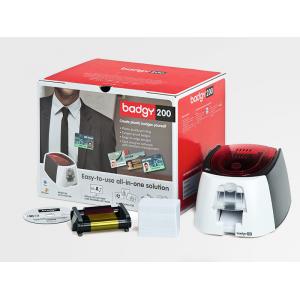 Impresora Evolis Badgy200 de tarjetas