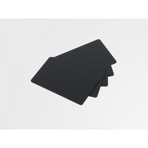 Tarjeta Negra Mate PVC-U Evolis 15C8001